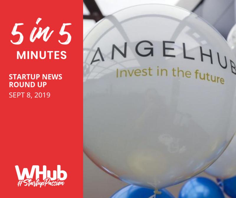 Startup news round up  2