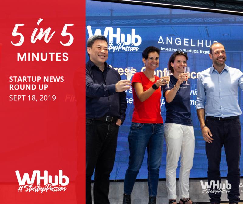 Startup news round up  3