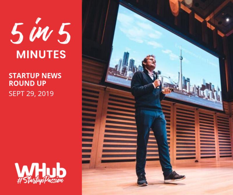 Startup news round up  6