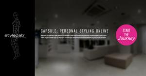 Capsule demo landing page