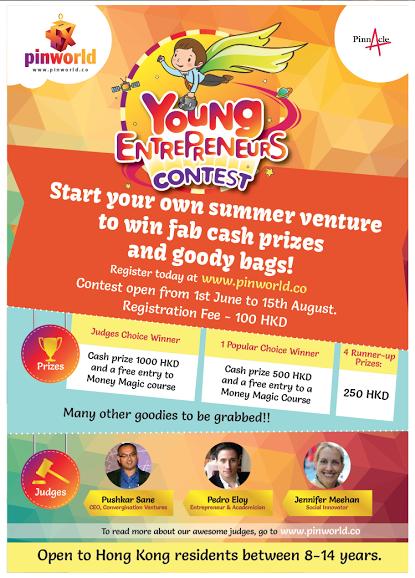 Young entrepreuner contest