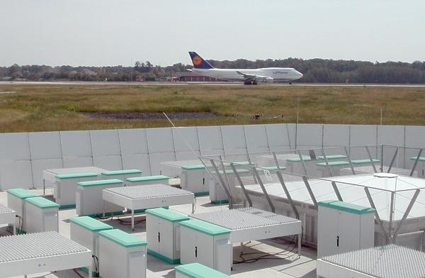 Scintec airport