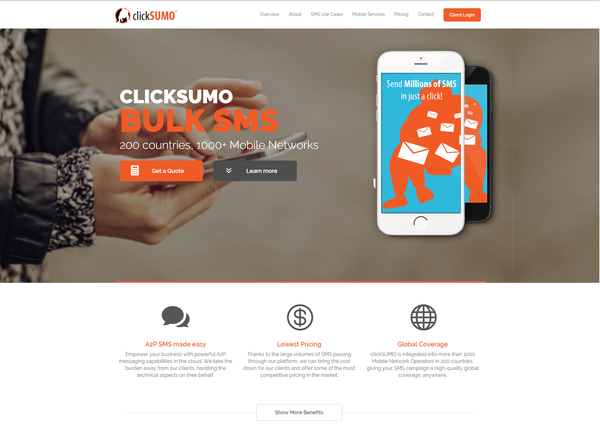 Website clicksumo