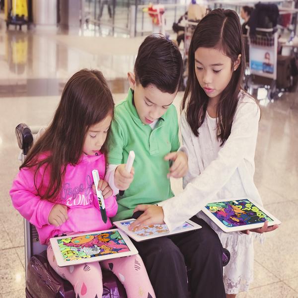 Kids cocopen airport copy