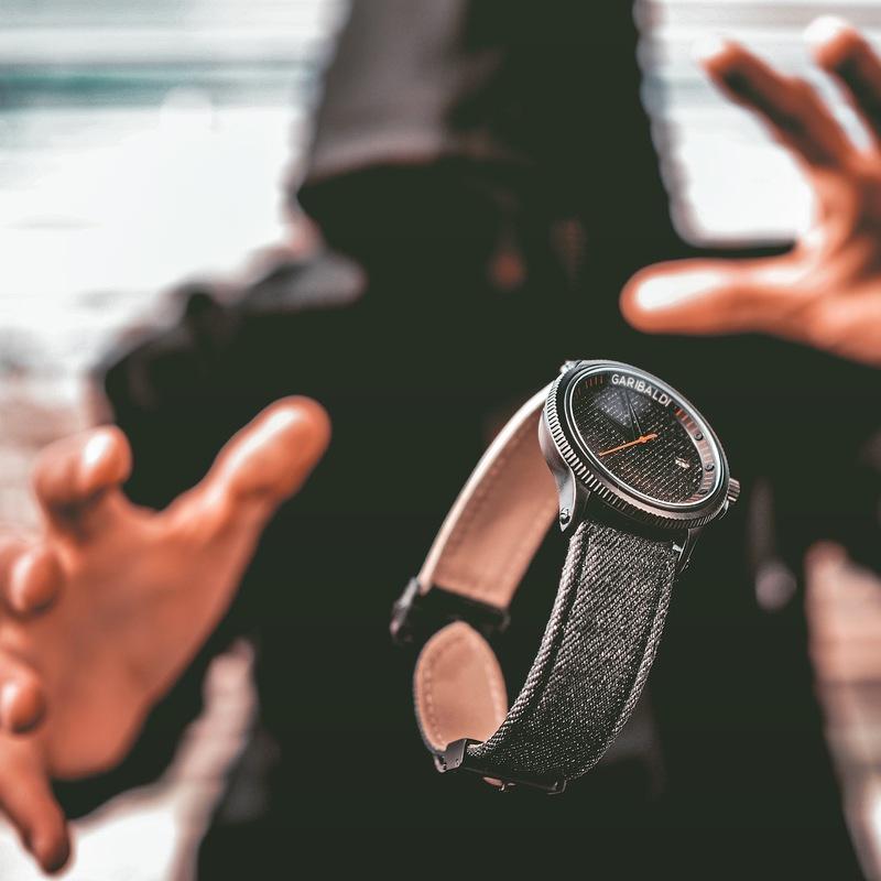Lob a watch