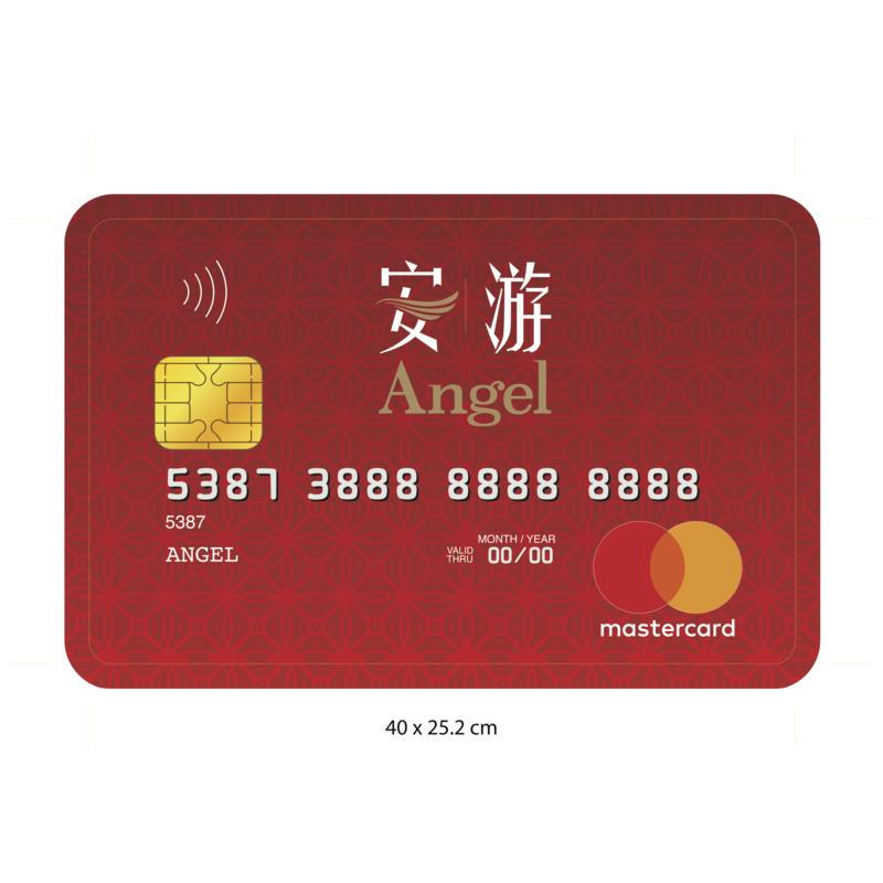 Angel card