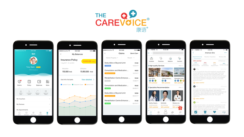 Carevoice features