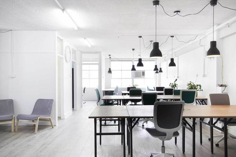 Coworking space 4