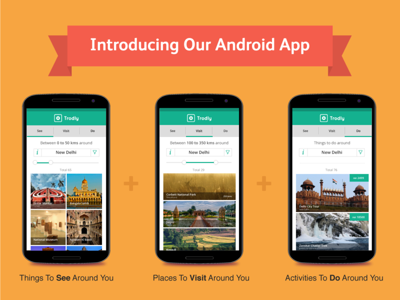 Facebook post app launch