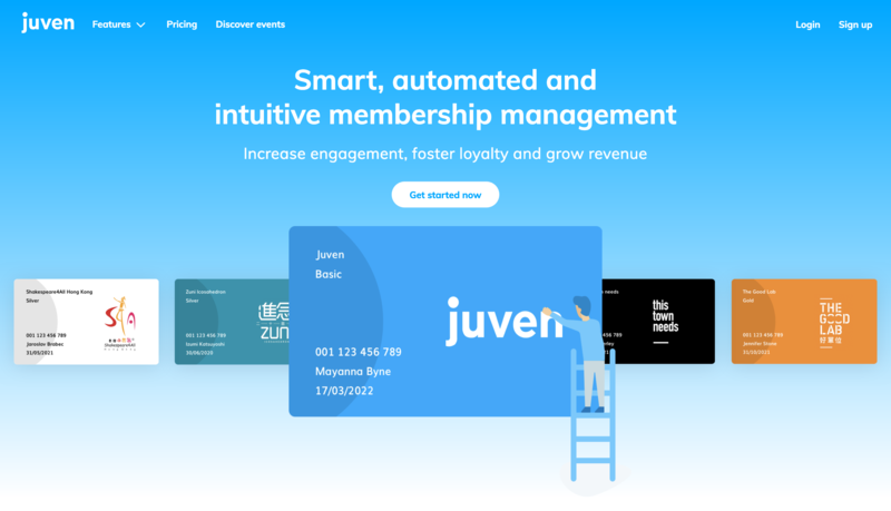 Juven header membership