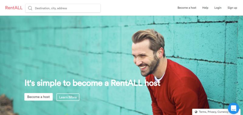 Host demo rentallscript