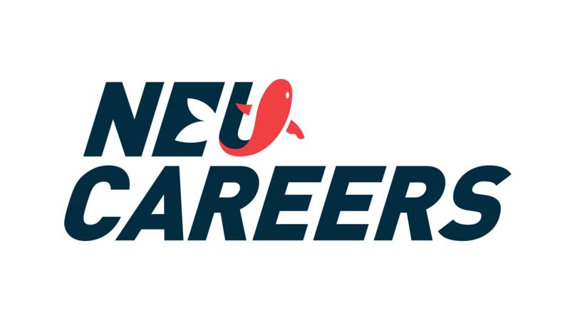 Neucareers logo full color