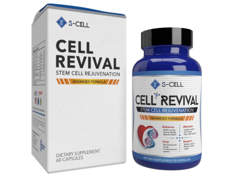 Cell revival 3d
