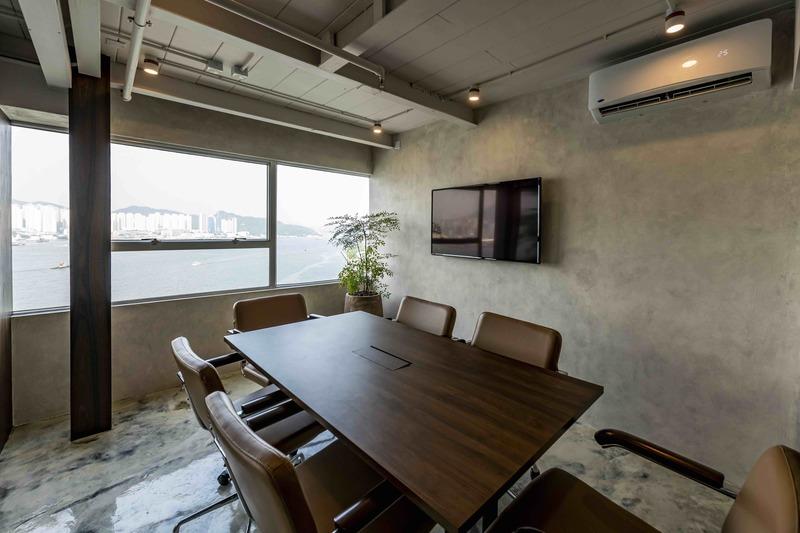 Meeting room no.8 banyan workspace 1