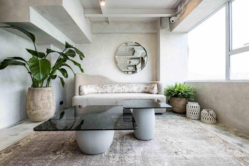 The lounge banyan workspace