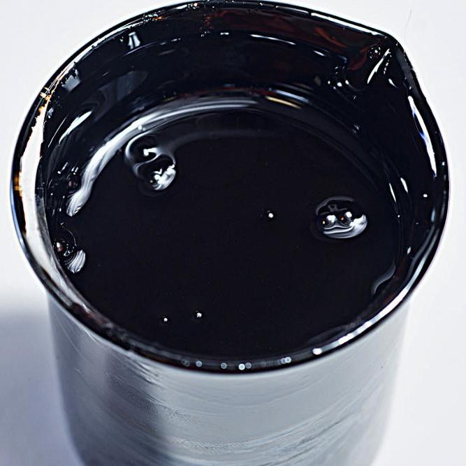 Crude coal tar coal tar oil
