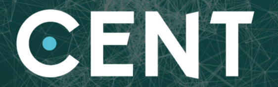 Cent logo w background