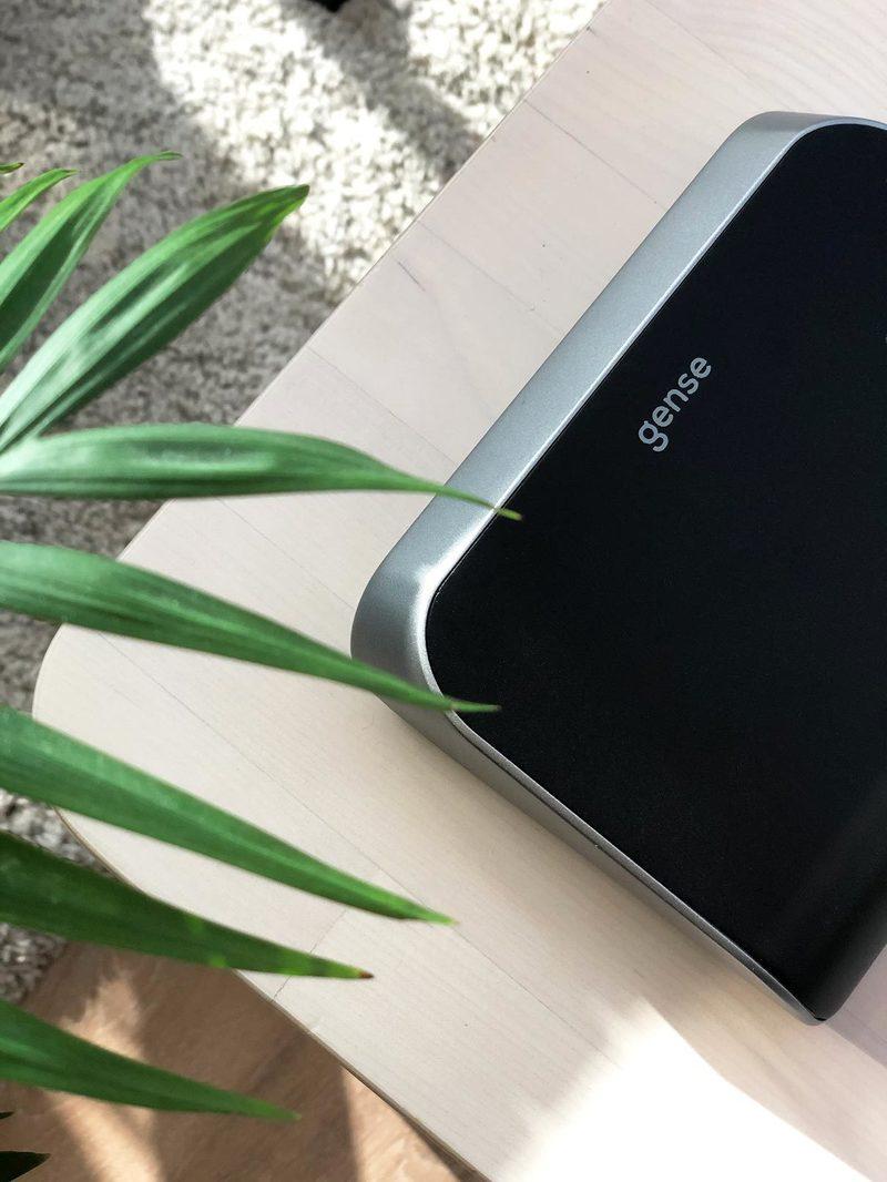 Gense mobile prototype 04