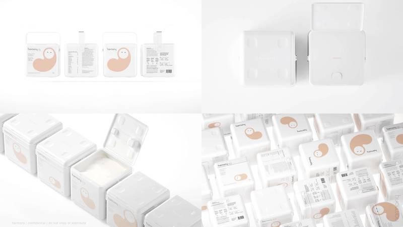Harmony packaging